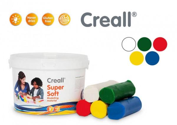 Creall-Super-Soft-Modellierknete