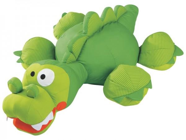 Kissen-Kuscheltier-krokodil-haidig-kindergartenbedarf