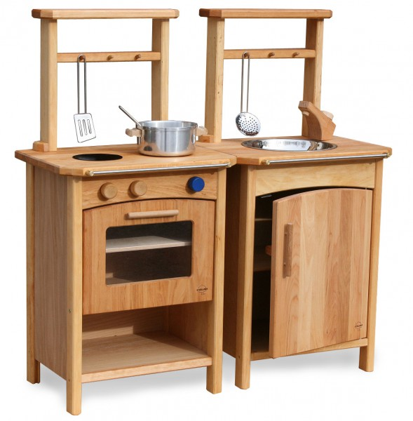 Kinderküche-aus-Holz-Premium