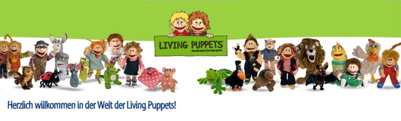 Living_Puppets_Handpuppen