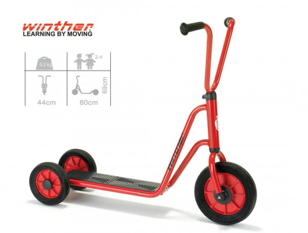Kinderroller-mit-2 -nterrädern-Mini