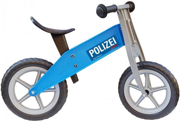 Laufrad-Polizei