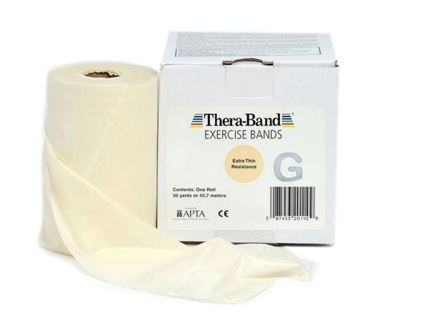 TheraBand-Übungsband-beige