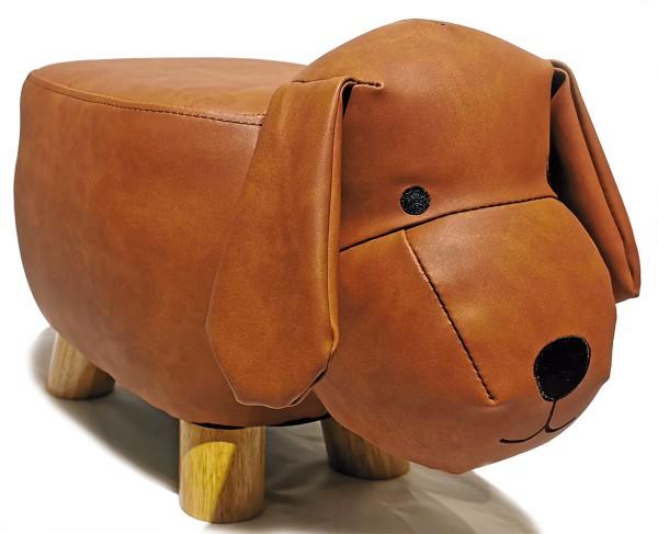 Hocker-Hund