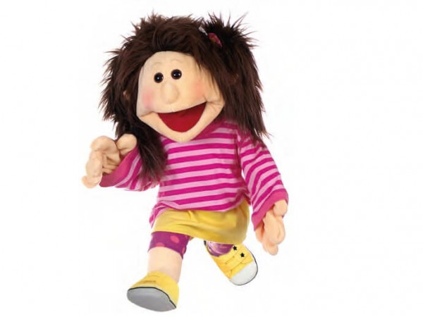 Living-Puppets-Große-Handpuppe-Finja