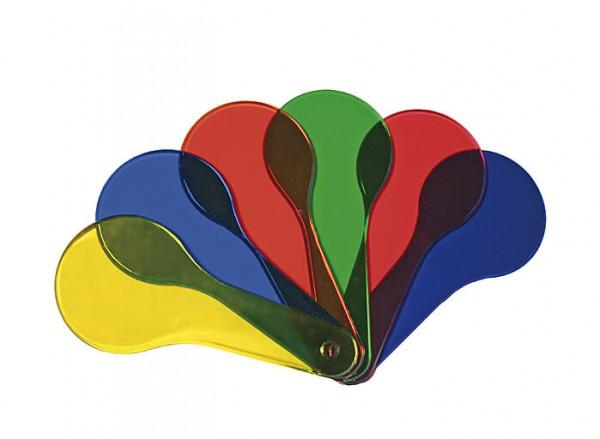 Farbfächer für Kinder