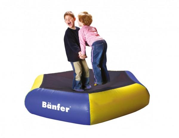 Platzsparendes-Kindertrampolin-Hüppeding