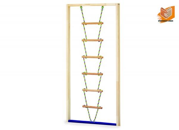 Turnwand-Einzelelement-Strickleiter