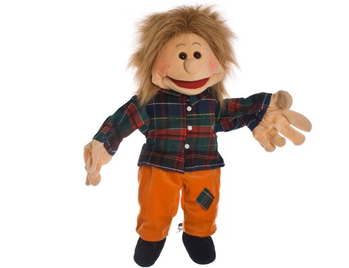Living Puppets Handpuppe Bodo