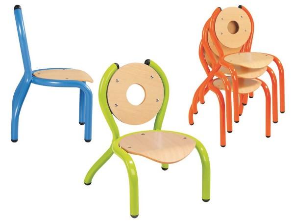 Kindergarten-stapelstuhl-ergonomisch
