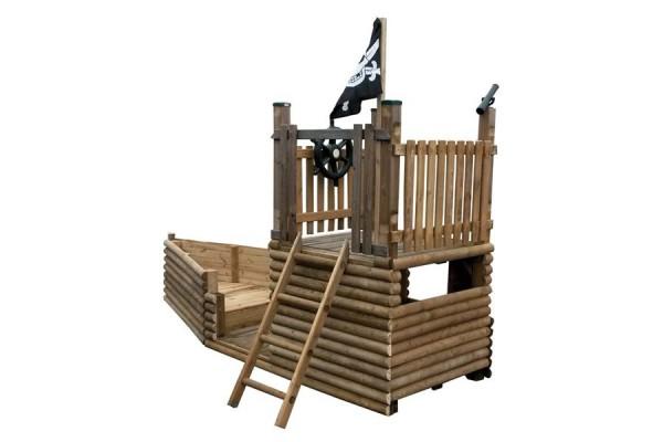 """Outdoor Spielhaus """"Piratenschiff"""""""