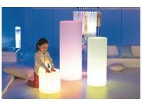 LED-Säulen-mit-Farbwechsel-Snozelraum