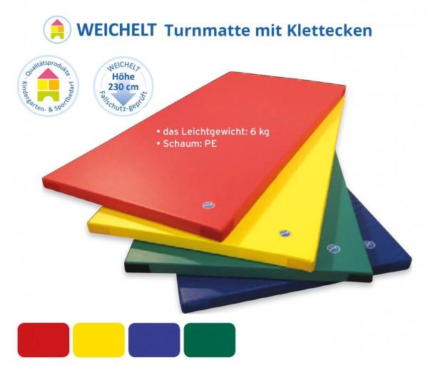Turnmatte Mit Klettecken Kindergartenbedarf Haidig Online Shop