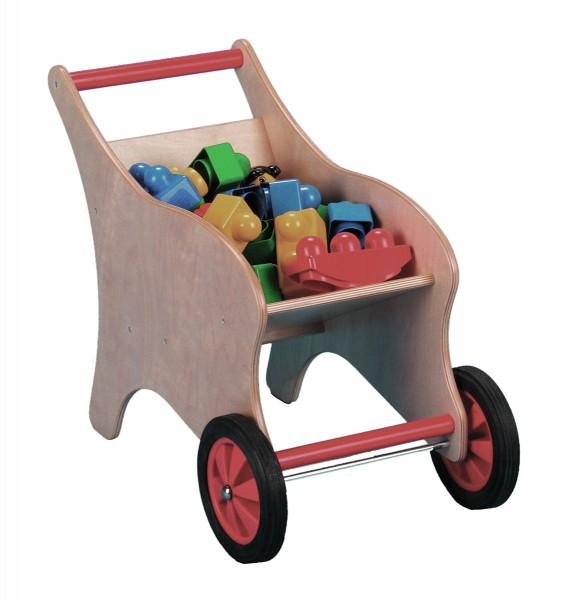Holzschubkarre-für-Kinder