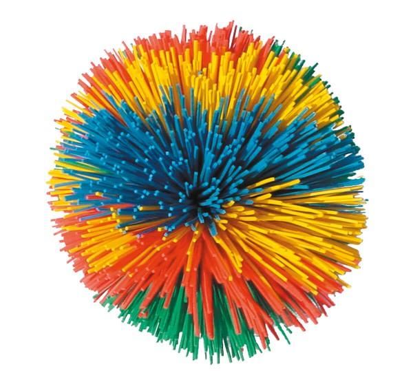 Pom Pom Ball in zwei Größen