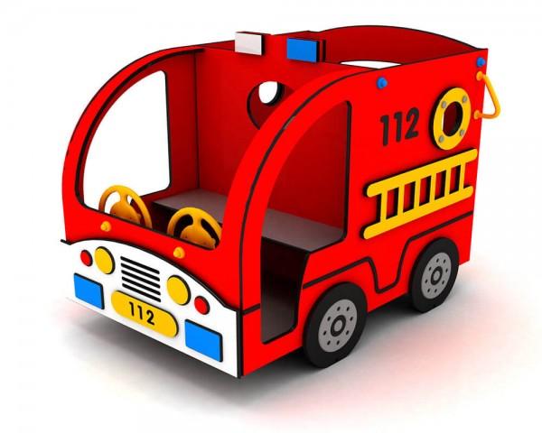 Feuerwehrauto-als-Spielhaus-für-Kinder