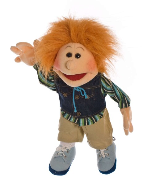 Living-Puppets-Handpuppe-Phillip