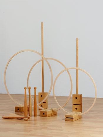 Gymnastikstab 80-100 cm