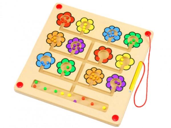 Magnetspiel-blume