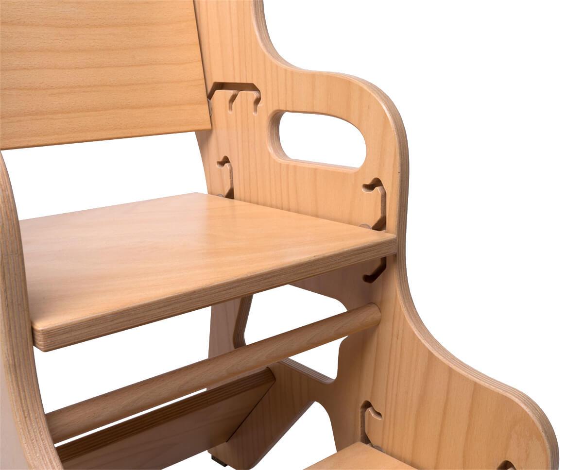 kinderhochstuhl kindergartenbedarf haidig online shop. Black Bedroom Furniture Sets. Home Design Ideas