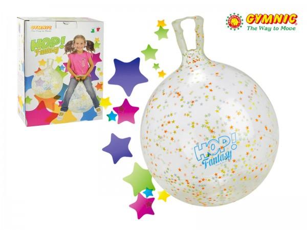 transparenter-Hüpfball