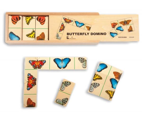 XL-Domino-Schmetterlinge