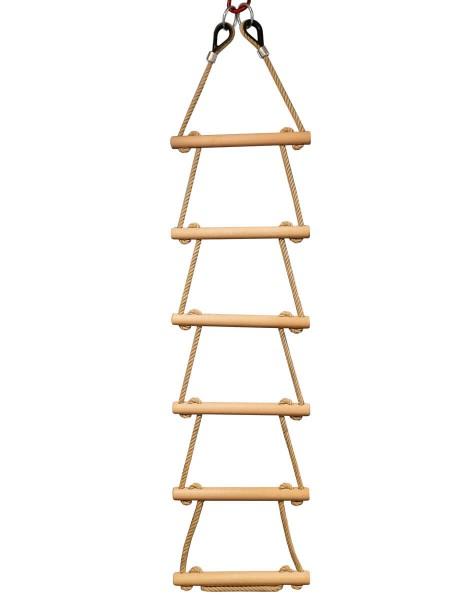 Strickleiter-holzsprossen