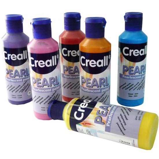 Creall-Perlmuttfarbe