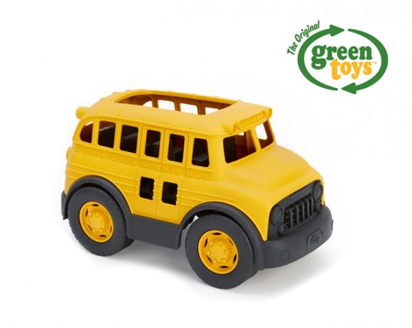 Spielzeugauto-Schulbus