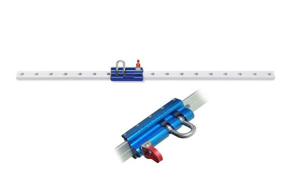 T-Schiene HAIDIG® für Wand- und Deckenmontage