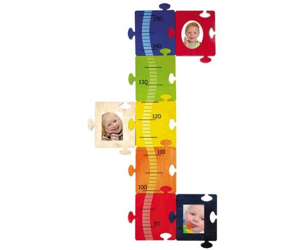 Messlatte-Bilder-Puzzle