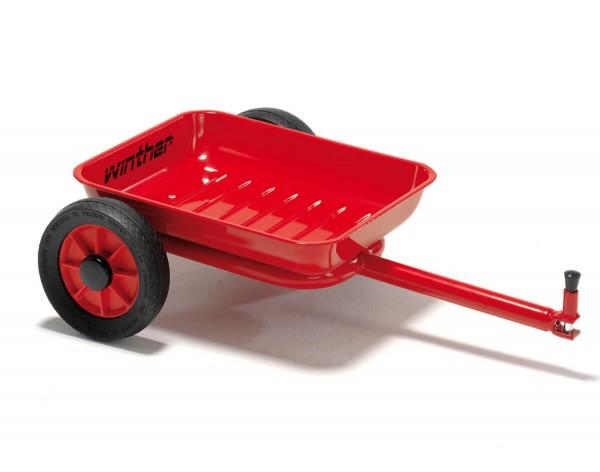 Dreirad-Anheanger-winter-Kinderfarzeuge