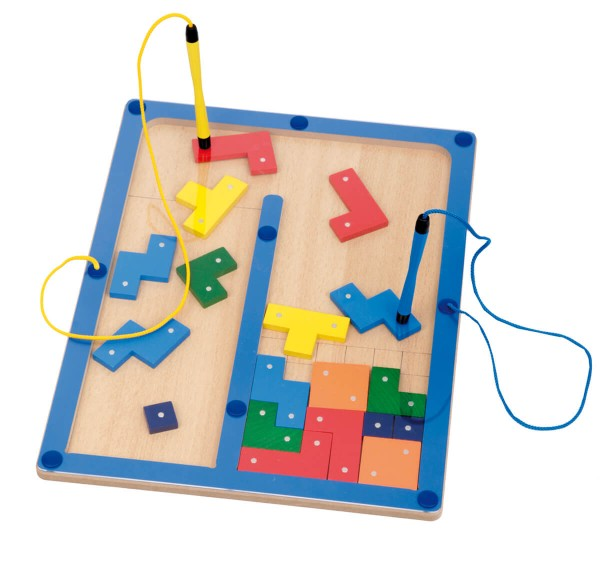 Magnetspiel-Tetrolino