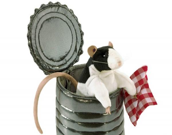 Folkmanis-Handpuppe-Ratte