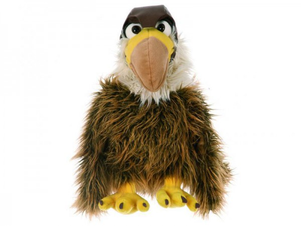 Living Puppets Handpuppe Heiko der Adler