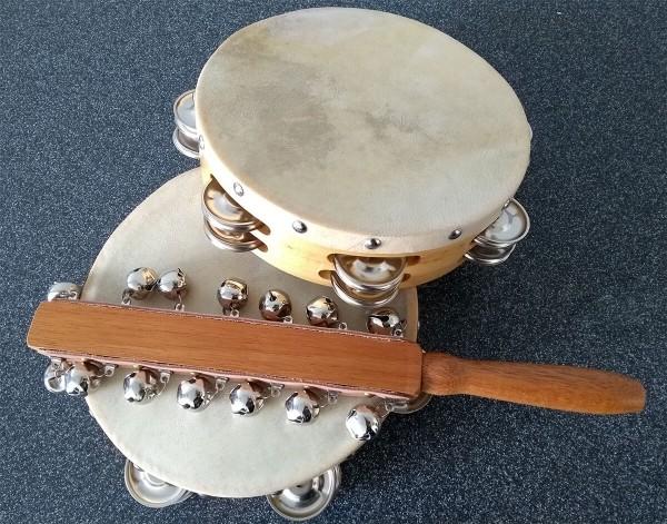 Perkussion-Set
