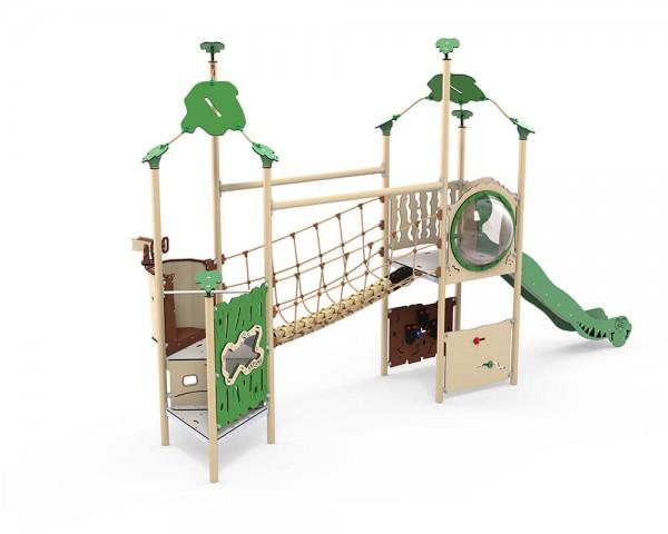 Spielanlage-Spielplatz
