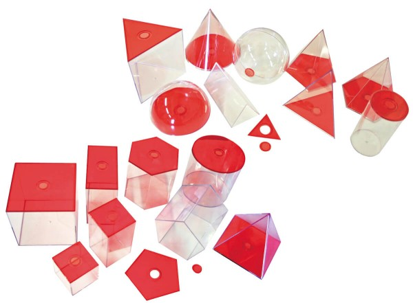 Geometrische-3D-Formen