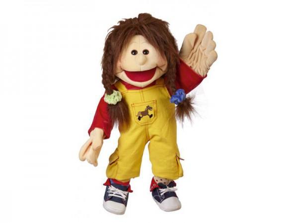 Living-Puppets-Handpuppe-Zwilling-Pinlou