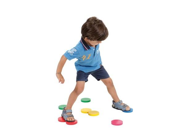 Scheiben-Gleichgewicht-und-Koordination