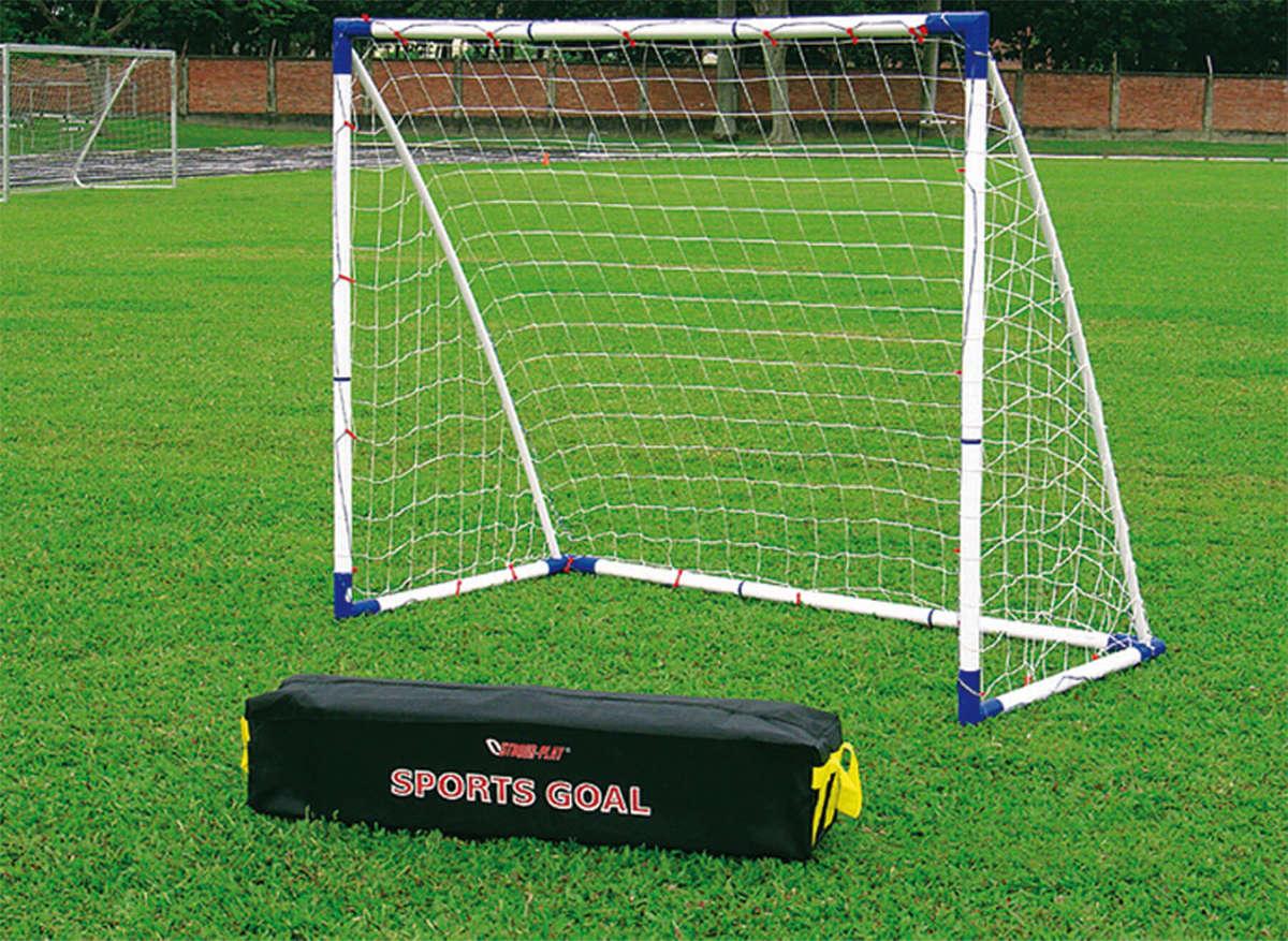 Bausatz Fur 2 Fussballtore Mini Soccer Goal 16