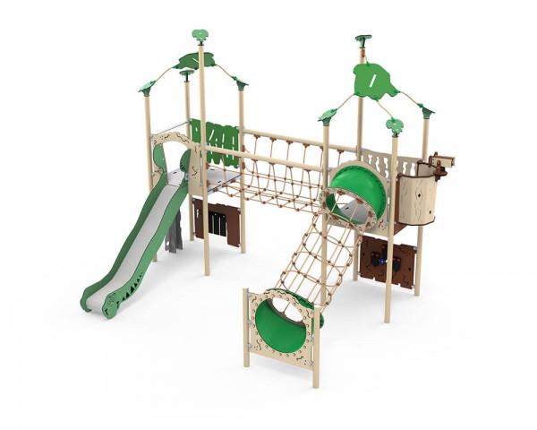 Rutsche-Spielplatz