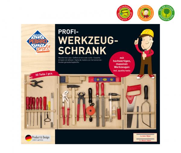 Pebaro Profi-Werkzeugschrank, 30 Teile