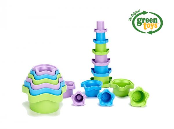Green-Toys-Stapelspiel-ab-6 Monate