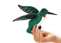 Fingerpuppe-mini-Kolibri