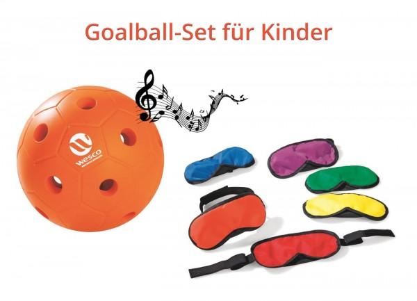 Kindergarten-Goalball-Set