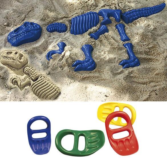 Sandspielzeug-für-Kita-Dinosaurier