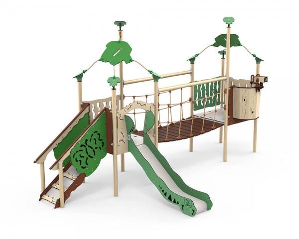 Spielanlage-mit-Türmen