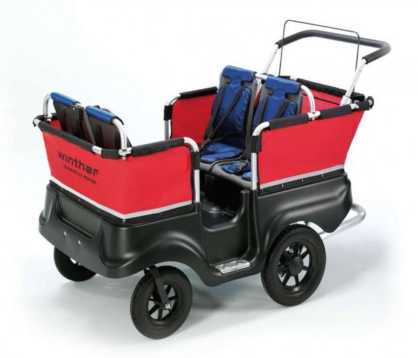 WINTHER-Turtle-Basic-Kinderbus-für-4-Kinder