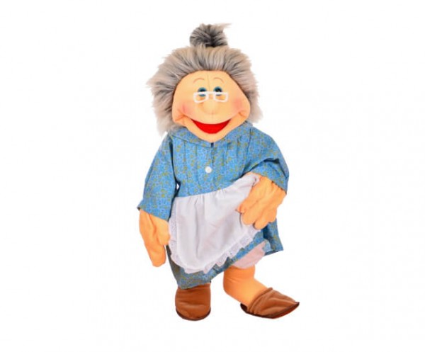 Living-Puppets-Handpuppe-großmutter